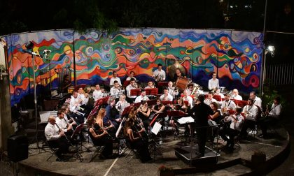 L'Orchestra Gasparo Bertolotti di Salò a Pavia per il Festival Ultrapadum