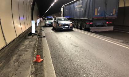Incidente in galleria a Provaglio: ripercussioni sul traffico della sp510