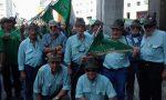 Alpini di Rudiano a Milano per festeggiare i 100 anni