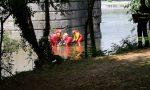 Uomo precipitato nel fiume a Palazzolo: è morto