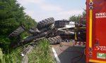 Violento incidente a Orzinuovi, coinvolto un mezzo pesante AGGIORNAMENTO