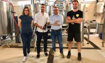 """La birra de """"La Fenice"""" di Orzinuovi è la prima in Lombardia"""