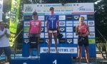 Silvia Vezzini della Canottieri Garda Salò trionfa al Triathlon Olimpico