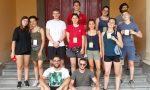 Giovani stranieri a Palazzolo per vivere una grande avventura