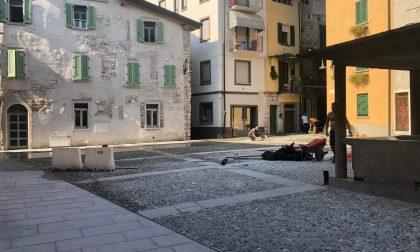 Che fine hanno fatto gli alberi di piazza Mazzini a Iseo?