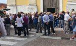 L'Ultimo addio al rudianese Angelo Baresi, morto folgorato