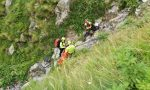 Cercatori di funghi ed escursionisti salvati dal Soccorso Alpino