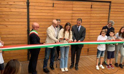 Inaugurato il progetto Water Circle a Palazzolo