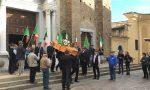 Ultimo commosso saluto all'alpino Bigio Lazzari in Duomo a Salò