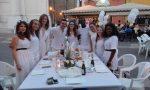 Strepitoso successo per la cena in bianco a Montichiari FOTO