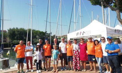 """""""Vi auguro buon vento"""": la Fraglia Vela Desenzano ospita la chiusura del Progetto Itaca 2019"""