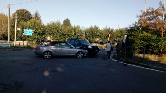 Segnalato da tempo: ennesimo incidente all'incrocio pericoloso di Calvisano