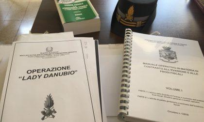 """Operazione """"Lady Danubio"""": 140 milioni di fatture false, 3 arresti e sequestri per 5 milioni"""
