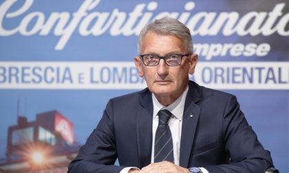 Lettera di minacce al presidente di Confartigianato Brescia Eugenio Massetti