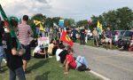 Presidio alla base di Nato di Ghedi: solidali con la rivoluzione in Rojava