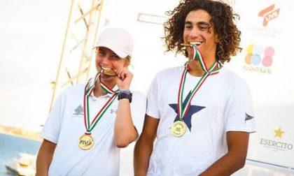 La Canottieri Garda trionfa ai Campionati Italiani Giovanili di vela