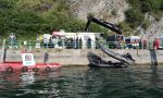 Ordigni bellici nel lago d'iseo: da lunedì le operazioni di bonifica