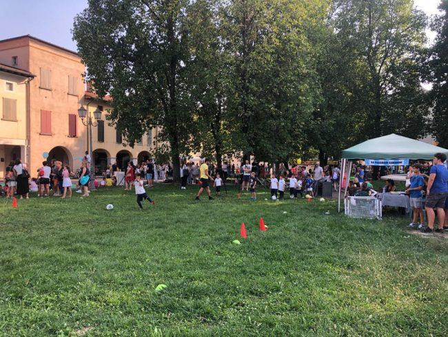 Successo Per La Festa Dello Sport Di Passirano Prima Brescia