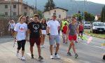 In centinaia alla camminata benefica in ricordo di Gianluca