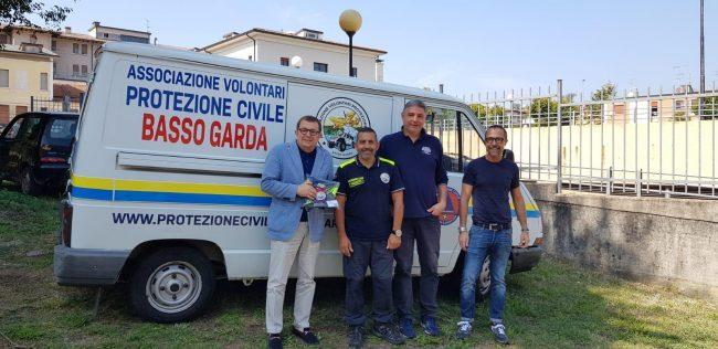 """Presentata a Desenzano la """"Giornata del volontario della Protezione Civile"""""""