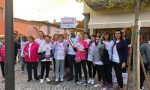 Roccafranca in corsa contro il tumore alla Race for the cure