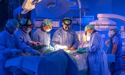 Inaugurato alla Poliambulanza il nuovo blocco operativo cardiovascolare