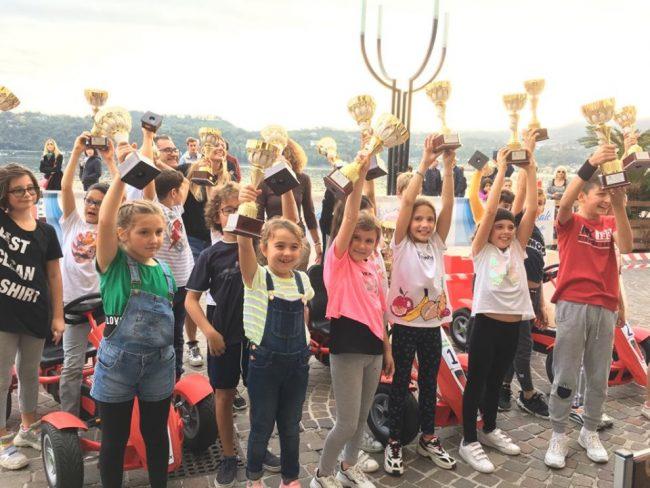 Gran Prix Città di Salò: oltre cinquanta partecipanti e tanto divertimento