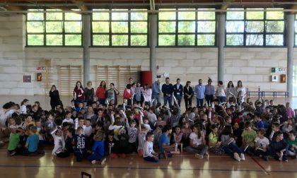 Giornata ecologica alla primaria di Puegnago