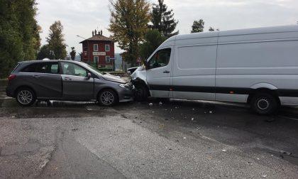 Incidente sulla ss45bis a Salò, tre gli auto veicoli coinvolti