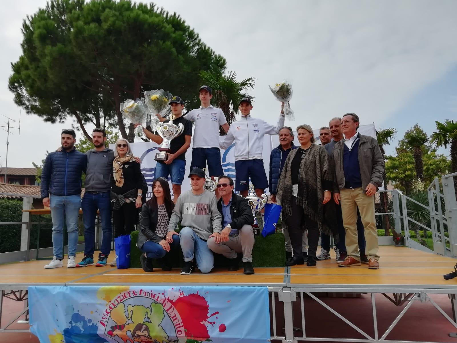 A Sirmione, IX Trofeo Danilo Fusaro - Brescia Settegiorni