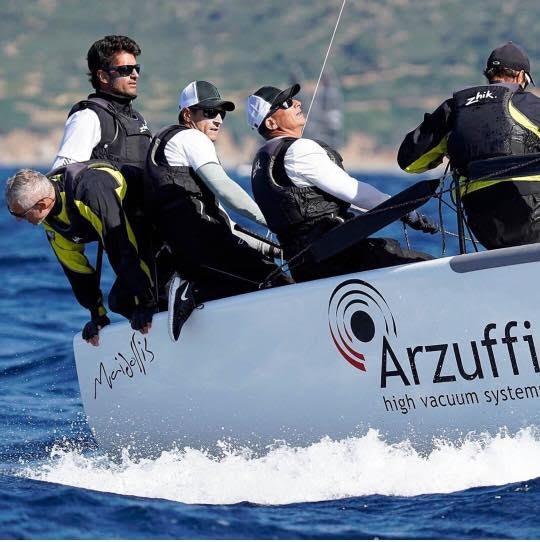 Società Canottieri Garda Salò: campioni del mondo in Sardegna