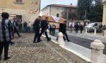 Celebrati i funerali di don Tossi a Castelcovati