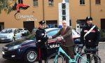 Fermato in sella a una bici elettrica rubata: denunciato