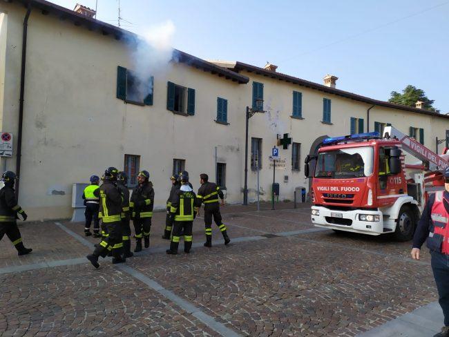 """Protezione Civile in campo: al via la """"Tre Lustri"""" a Cazzago San Martino FOTO e VIDEO"""
