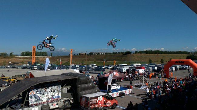 Mototerapia e divertimento all'Autodromo di Castrezzato FOTO E VIDEO