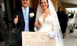"Si sposa ""pensando""…. a Matteo Salvini."