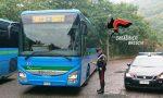 Controlli sugli autobus usati dagli studenti: tutto in regola
