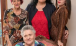 Famiglia record a Calcinato: cinque generazioni nel segno della trisnonna Giulia