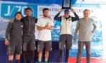 Vela:Fonda e Amonti della Canottieri Salò vice campioni italiani