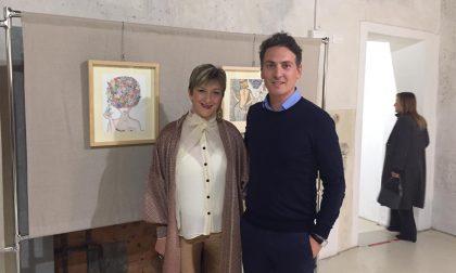 Al Museo di Chiari una mostra sulla battaglia contro il tumore al seno GALLERY
