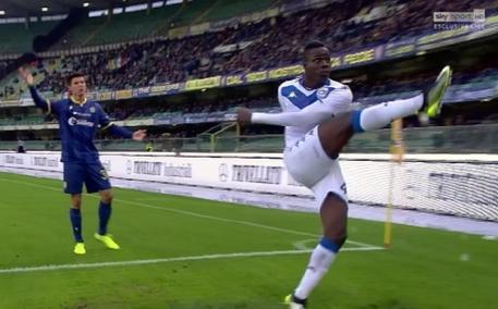 Cori a Verona, parla Balotelli:
