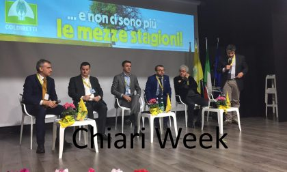 Agricoltura e cambiamenti climatici: Giuliacci a Rovato