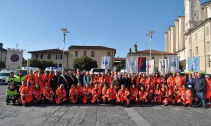 Travagliato festeggia i 30 anni della Croce Azzurra