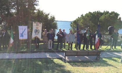 Gardone Riviera celebra le Forze Armate e l'Unità Nazionale