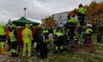 Esercitazione in corso a Desenzano con Prociv e Croce Rossa