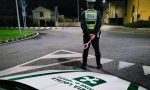 Provoca un incidente e fugge a piedi: denunciato un 32enne bresciano