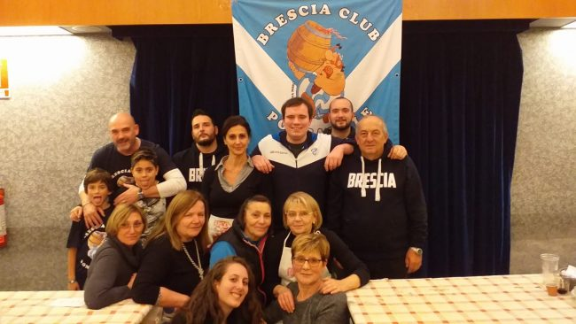 Poncarale: successo per lo spiedo del Brescia Club