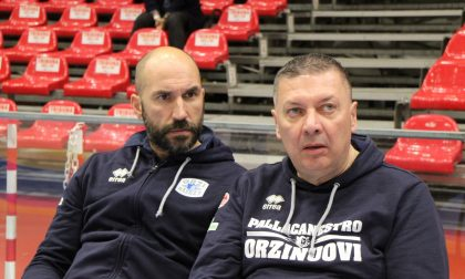 Basket Orzinuovi: esonerato il coach Stefano Salieri