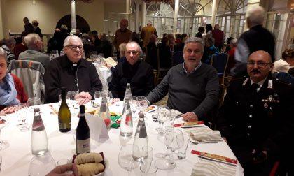 A Borgo San Giacomo un pranzo per gli anziani