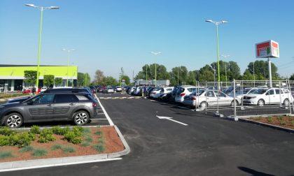 Colpo da 25mila euro al nuovo centro commerciale di Ghedi